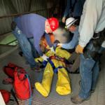 training rescue