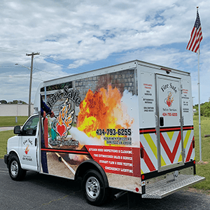 fire safe truck